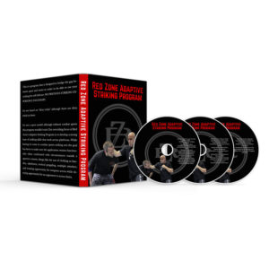Red Zone Adaptive Striking 3 DVD Set
